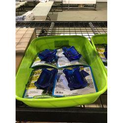 Bin of Large Pooch Bouncer Dog Toys