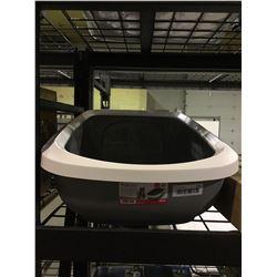 Aseo Jumbo Extra Large Litter Tray (67.5cm x 48.5cm x 28cm)