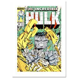 The Incredible Hulk #343 by Stan Lee - Marvel Comics