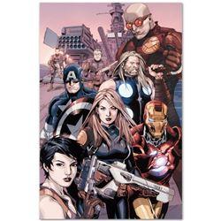 Ultimate Avengers vs. New Ultimates #2 by Marvel Comics