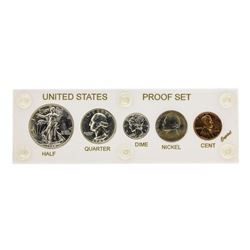 1942 (5) Coin Proof Set