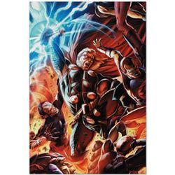 Secret Invasion: Thor #2 by Marvel Comics