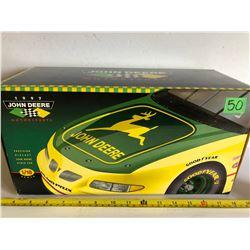 JOHN DEERE DIE-CAST STOCK CAR