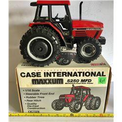 CASE IH MAXXUM 5250 MFD DIE-CAST TRACTOR - ERTL