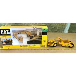 CAT DIE-CAST CONSTRUCTION VEHICLES