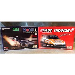 2 X WHIT BAZEMORE MODEL STOCK CARS
