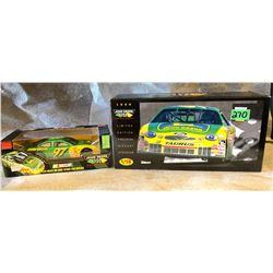 3 X JOHN DEERE MODEL STOCK CARS