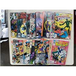 50 COLLECTIBLE TITLE COMICS