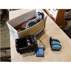 2 AQUARIUM PUMPS AND ACCESSORIES