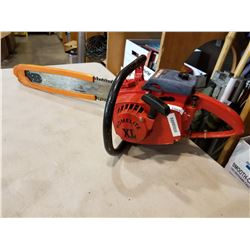 HOMELITE XL GAS CHAINSAW