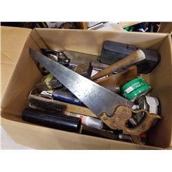 BOX OF TOOLS, PRECISION SCREWDRIVER SET