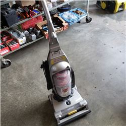 BISSELL POWER GROOM DUAL CYCLONIC BAGLESS VACUUM