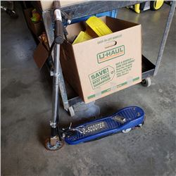 SCOOTER W/ CHARGER