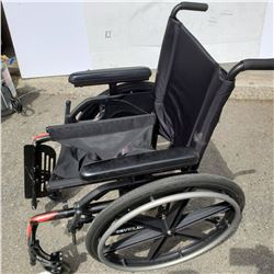 NIGHTHAWK FOLDING WHEEL CHAIR