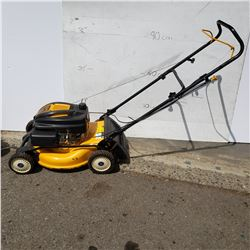 CUB CADET OHV 173CC GAS LAWNMOWER - WORKING