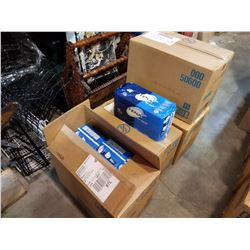 4 CASES TENA FOR MEN ONE SIZE ADULT DIAPERS 120 PER BOX 480 TOTAL