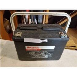AUTOPAR BATTERY COOLER