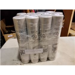 12 BOTTLES REDKEN 5TH AVENUE GUTS 10 VOLUME HAIR SPRAY FOAM