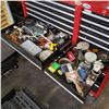 Image 14 : CRAFTSMAN 2 PIECE ROLLING TOOL CHEST FULL OF TOOLS