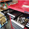 Image 3 : CRAFTSMAN 2 PIECE ROLLING TOOL CHEST FULL OF TOOLS