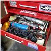 Image 10 : BEACH 2 PIECE ROLLING TOOL CABINET FULL OF TOOLS