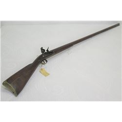 French Flintlock Rifle, 6'4 , Approx. 60 Cal, (Labeled  Very Rare…Only One in the U.S.),