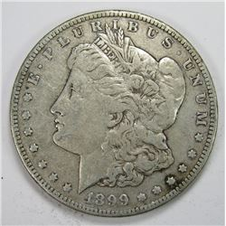"1899-O ""MICRO O"" MORGAN DOLLAR"