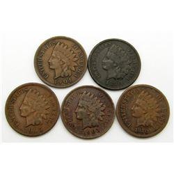 1880, 1890, 1903, 1904, 1905