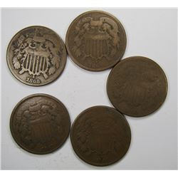 1864, 1865, 1866, 1867, 1868