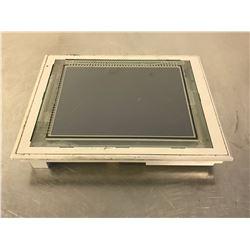 OMRON NS10-TV00-V2 INTERACTIVE DISPLAY *PARTS / REPAIR ONLY*
