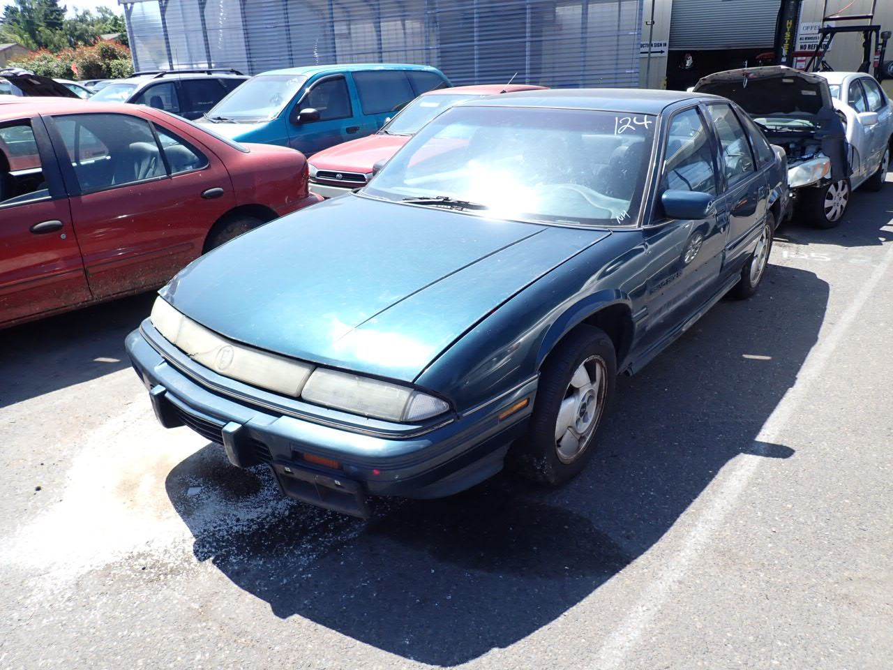 1995 pontiac grand prix speeds auto auctions 1995 pontiac grand prix