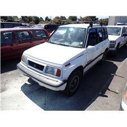 1993 Suzuki Sidekick