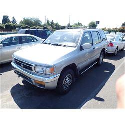 1998 Nissan Pathfinder