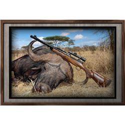 450 Rigby Custom Built Safari 550 (DGR) Dangerous Game Rifle,  W/Two boxes of Ammo