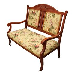 Antique East Lake Bench