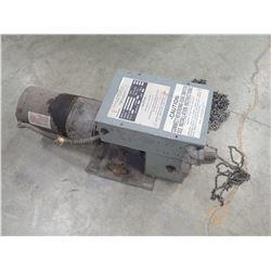 Raynor 1/2 HP Commercial/Industrial Door Operator, M/N: RGJH243 SR2