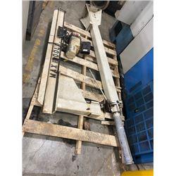 1/2 Ton Capacity Jib Crane