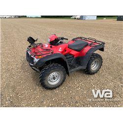 2007 HONDA 500 FOREMAN ATV