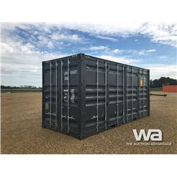 2020 8 X 20 FT. HIGH CUBE SHIPPING CONTAINER