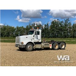 2009 PETERBILT 379 T/A DAY CAB TRUCK TRACTOR