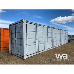 2018 SUIHE 8 X 40 FT. SHIPPING CONTAINER
