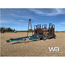 BLANCHARD HYDRA-LIFT 30 FT. HARROW PACKER BAR