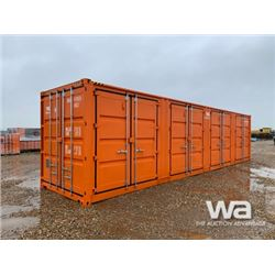 2020 CIMC 40 FT. HIGH CUBE SHIPPING CONTAINER