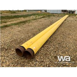"(2) 12"" X 62' PIPE"