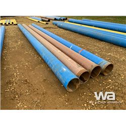 "(4) 12"" X 25'-30' PIPE"