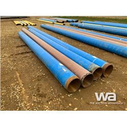 "(4) 12"" X 19'-28' PIPE"