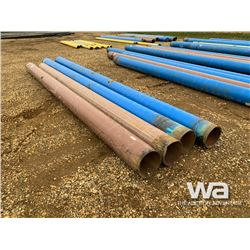"(4) 12"" X 20'-28' PIPE"