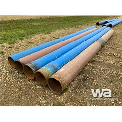 "(5) 12"" X 20'-24' PIPE"