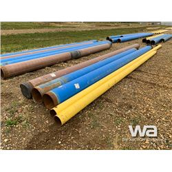 "(3) 12"" X 18'-30' PIPE,(2) 6"" PIPE"