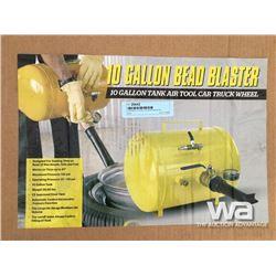 (UNUSED) 10 GALLON BEAD BLASTER